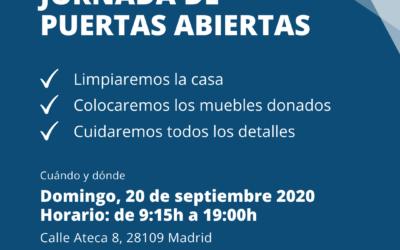 Jornada de puertas abiertas + Paella solidaria
