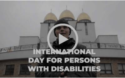 Día Internacional de la Personas con Discapacidad 2020: EL POEMA
